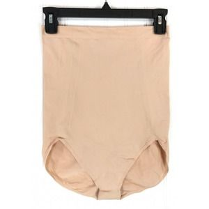 Spanx brief tan OnCore high waisted XL NWOT